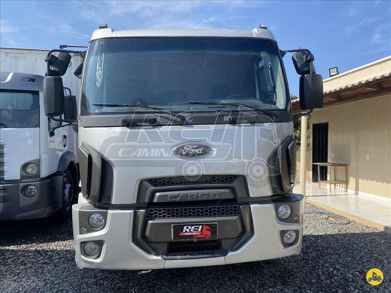 CAMINHAO FORD CARGO 2431 Chassis Truck 6x2 Rei Caminhões GOIANIA GOIAS GO
