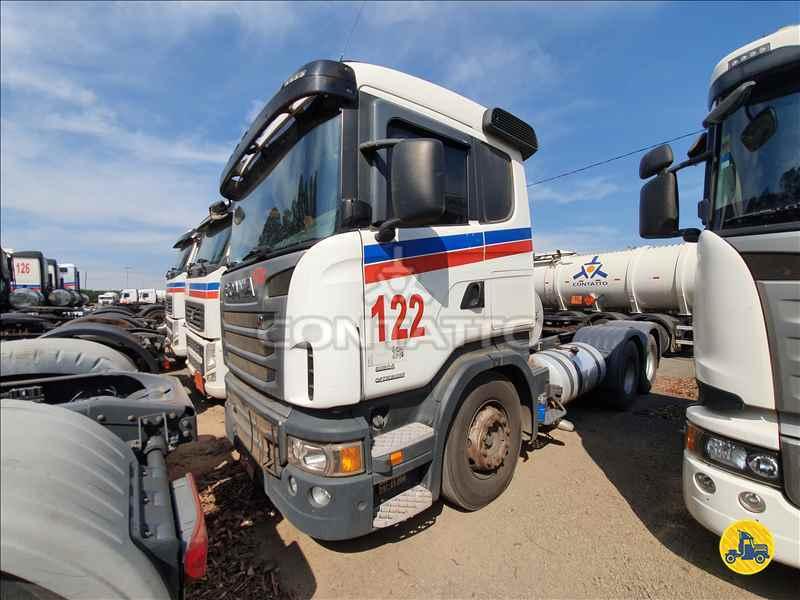 SCANIA SCANIA 440  2013/2013 Transportadora Contatto Ltda
