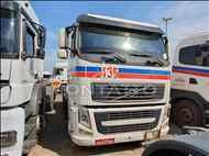 VOLVO VOLVO FH 460  2013/2014 Transportadora Contatto Ltda