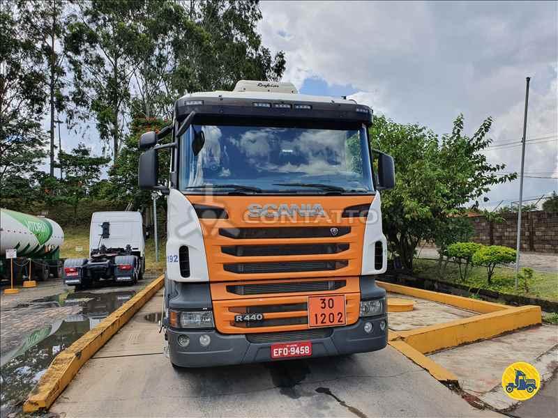 SCANIA SCANIA 440 km 2012/2013 Transportadora Contatto Ltda