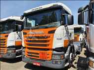 SCANIA SCANIA 440  2013/2014 Transportadora Contatto Ltda