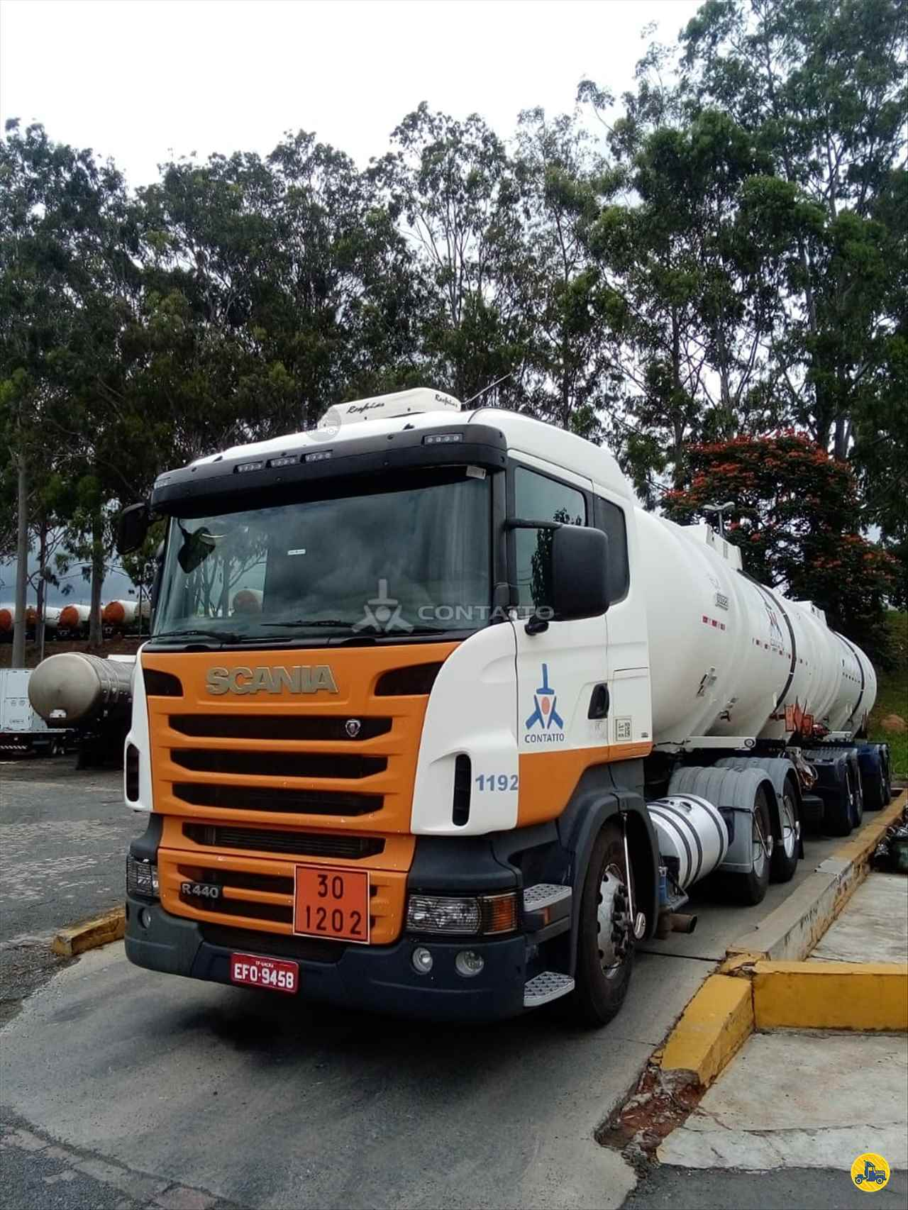 SCANIA SCANIA 440  2012/2013 Transportadora Contatto Ltda