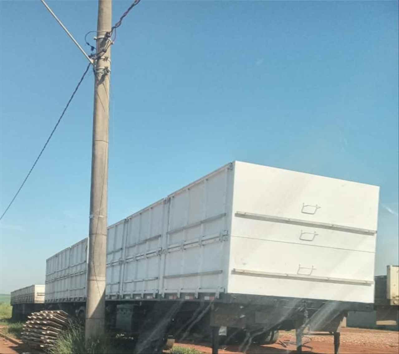 CARRETA BITREM GRANELEIRO Rodomawi Transportes SANTA GERTRUDES SÃO PAULO SP