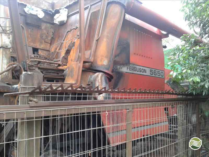 MASSEY FERGUSON MF 5650  2007/2007 Maquinauto Máquinas e Peças