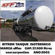 BITREM TANQUE ISOTERMICO  2003/2003 JEFF Seminovos - Caminhões e Carretas