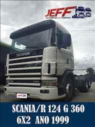 SCANIA SCANIA 124 360 1km 1999/1999 JEFF Seminovos - Caminhões e Carretas