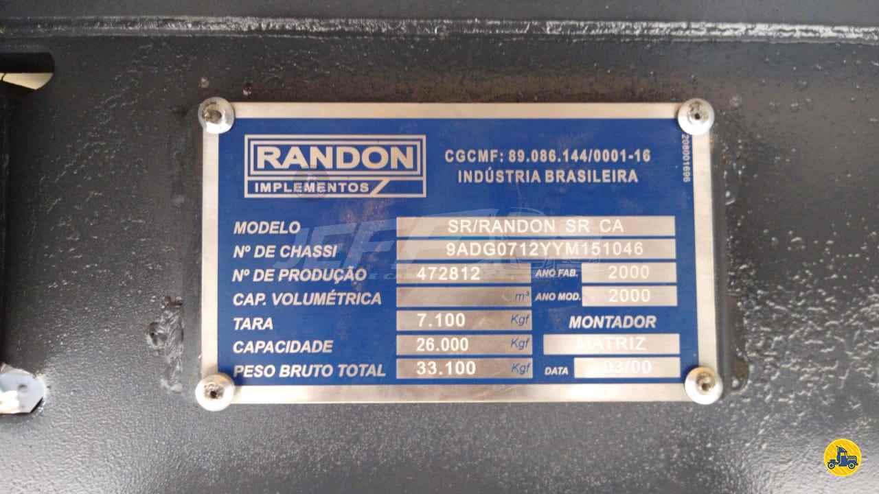 BITREM GRANELEIRO  2000/2000 JEFF Seminovos - Caminhões e Carretas