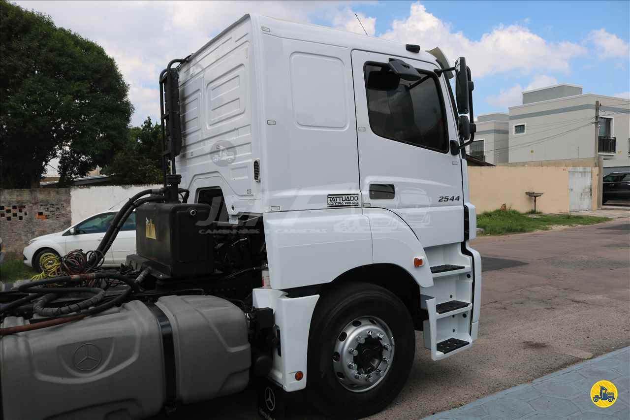 MERCEDES-BENZ MB 2544 1km 2013/2013 JEFF Seminovos - Caminhões e Carretas