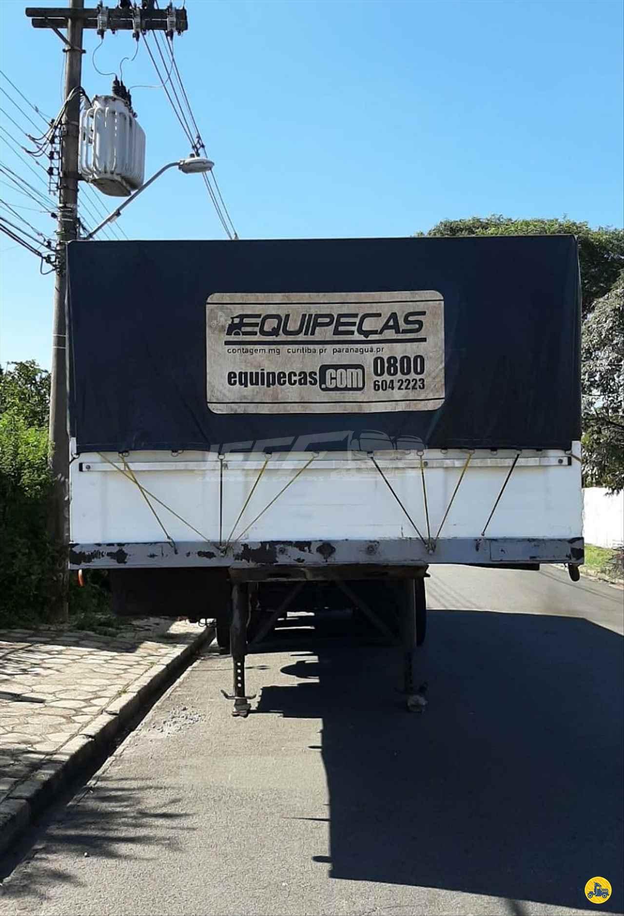 SEMI-REBOQUE GRANELEIRO  1994/1994 JEFF Seminovos - Caminhões e Carretas