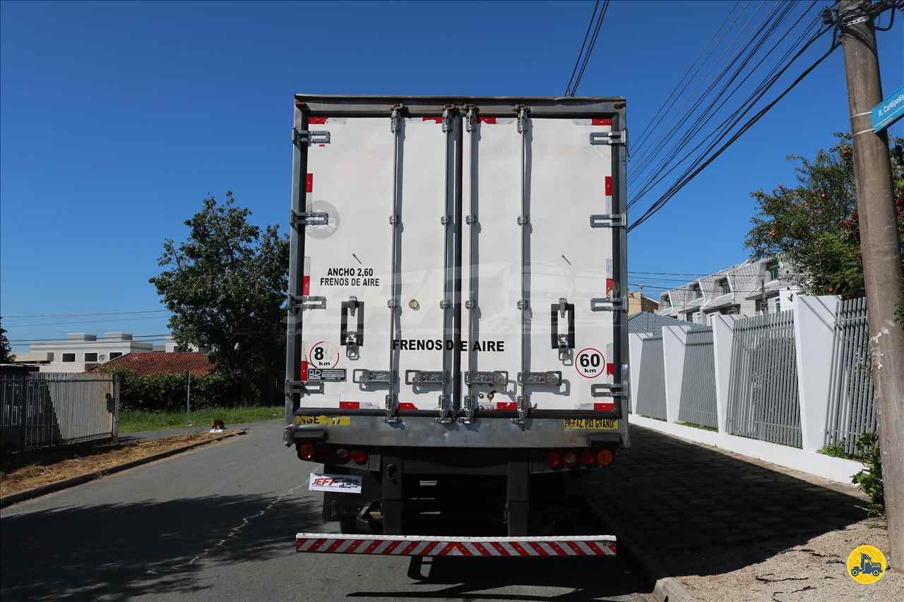 SEMI-REBOQUE FRIGORIFICO  2009/2009 JEFF Seminovos - Caminhões e Carretas