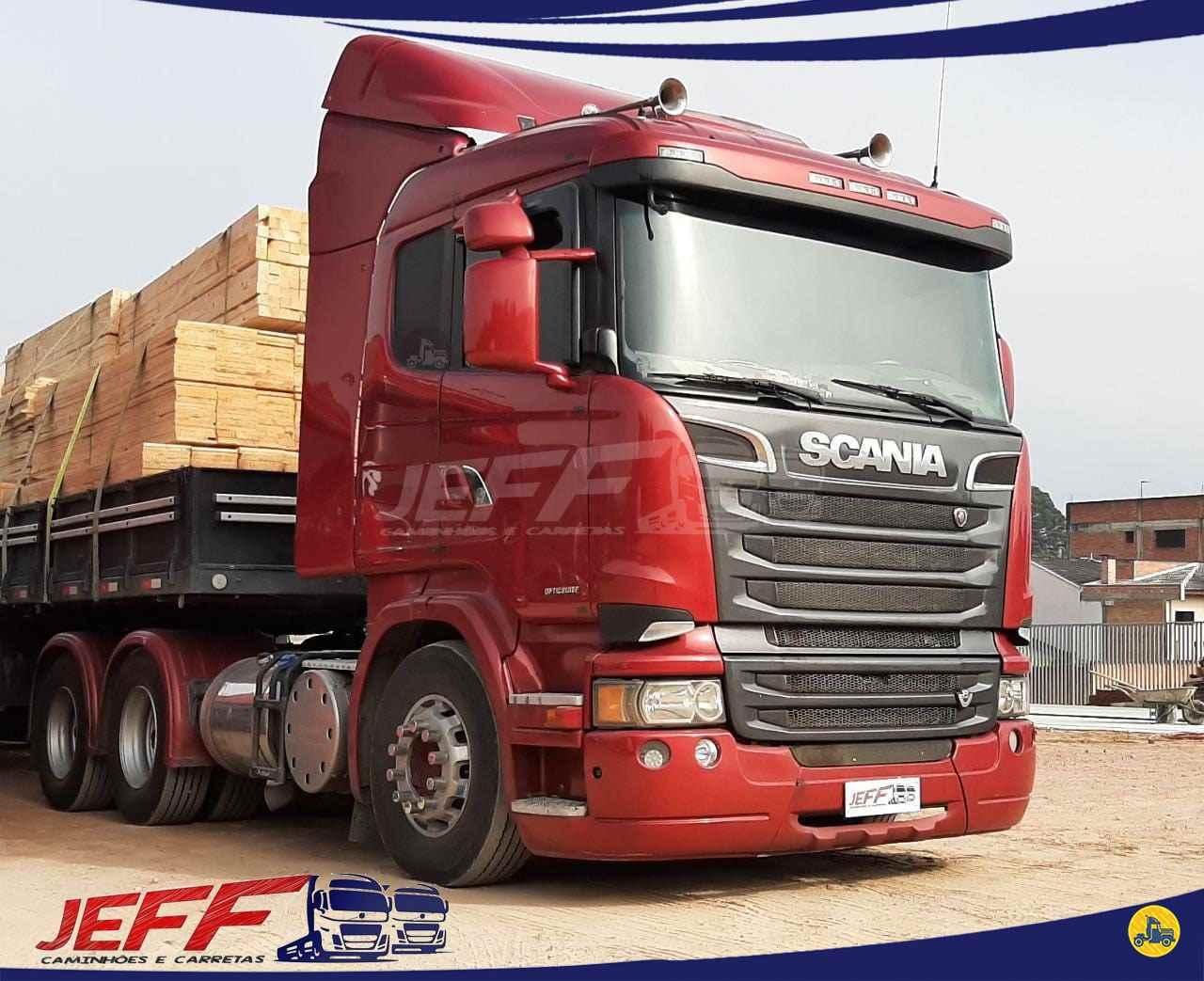 SCANIA 560 de JEFF Seminovos - Caminhões e Carretas - MANDIRITUBA/PR