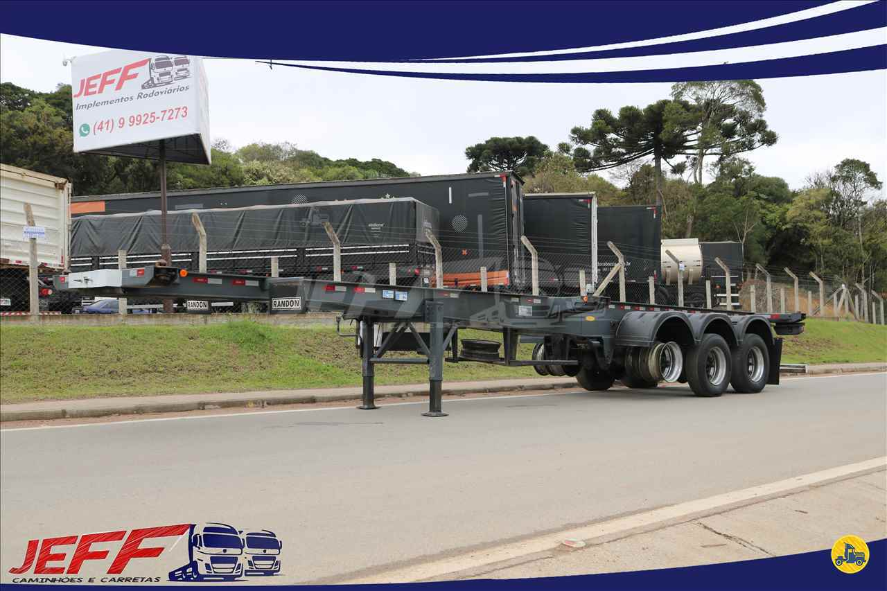 PORTA-CONTAINER de JEFF Seminovos - Caminhões e Carretas - MANDIRITUBA/PR
