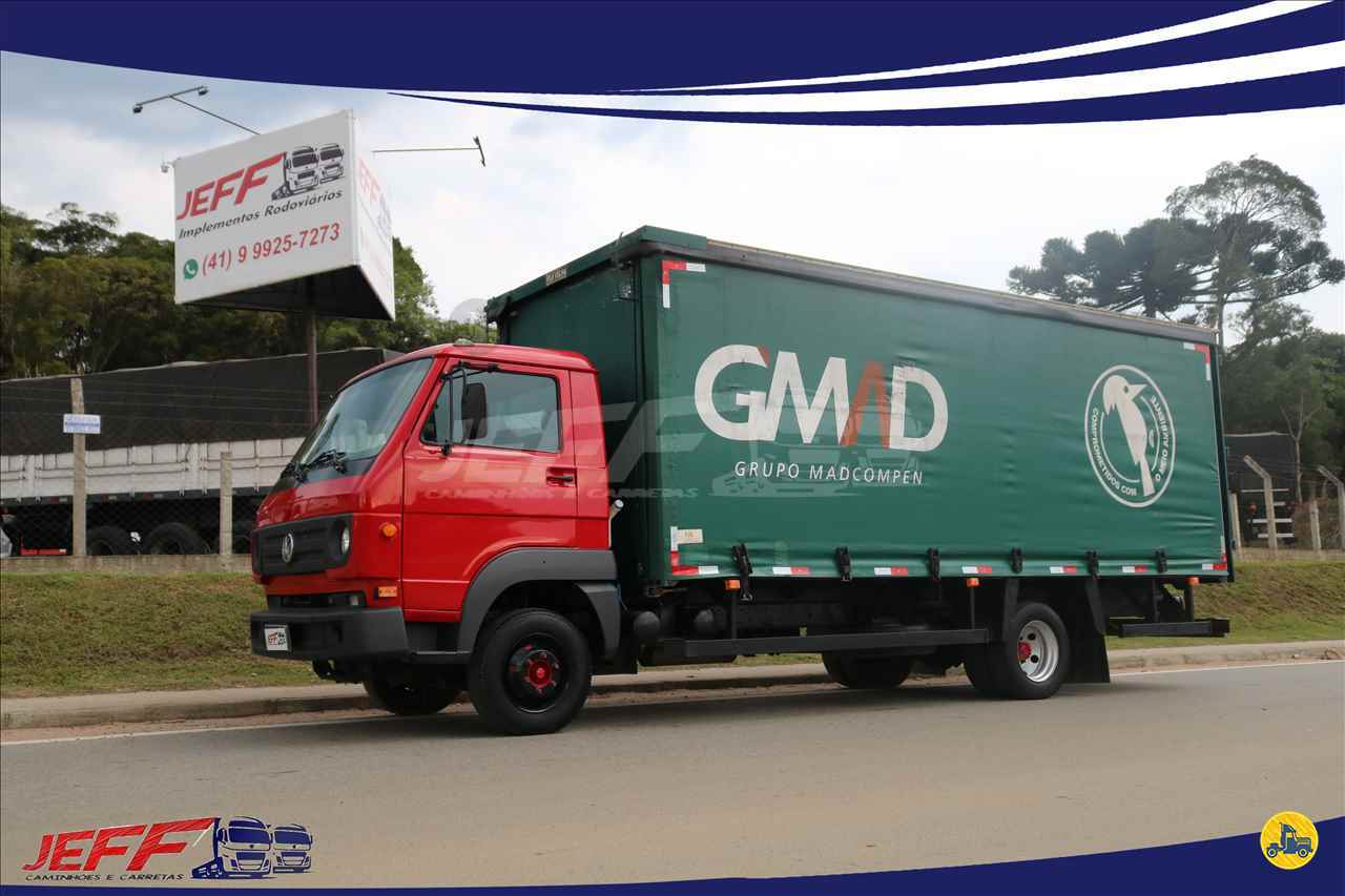 VW 8160 de JEFF Seminovos - Caminhões e Carretas - MANDIRITUBA/PR
