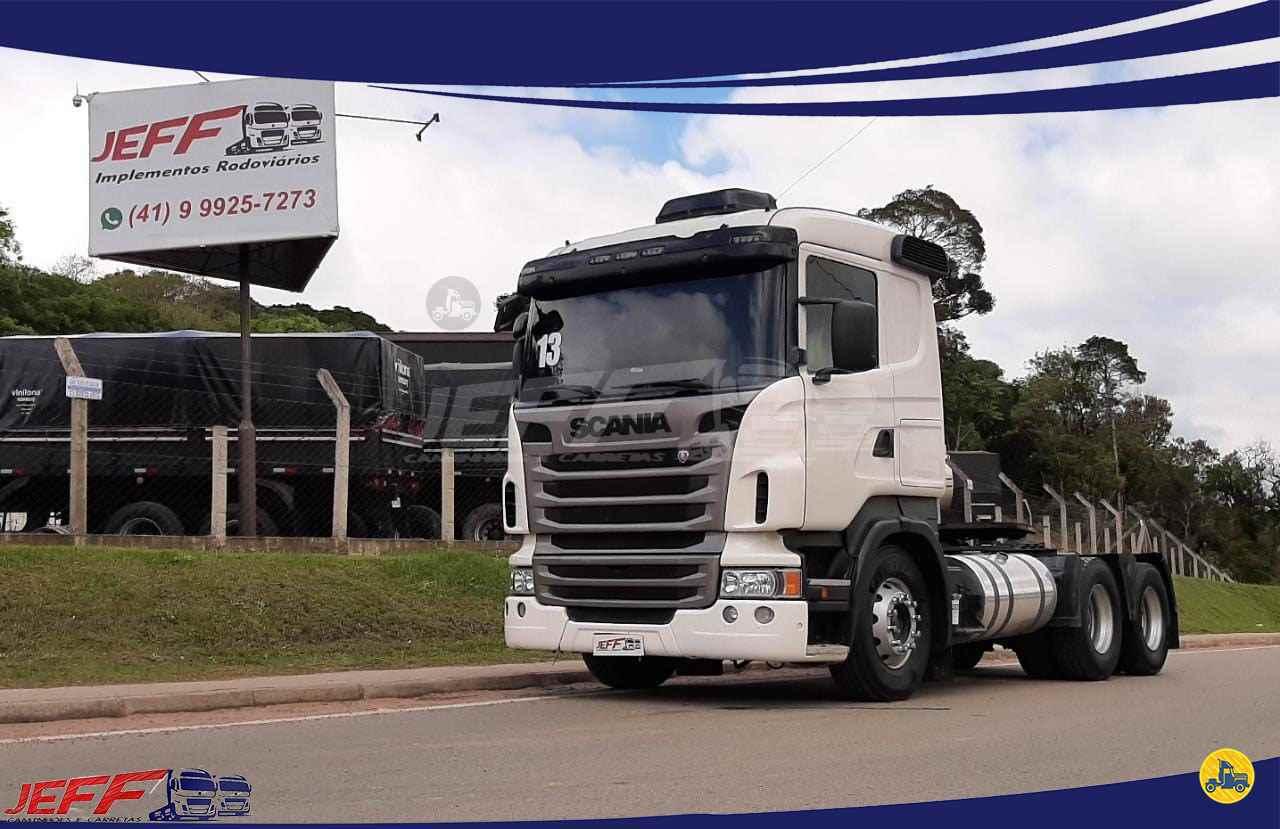 SCANIA 440 de JEFF Seminovos - Caminhões e Carretas - MANDIRITUBA/PR