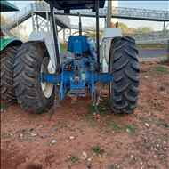 FORD FORD 6610  1985/1985 Tratorterra Tratores e Implementos