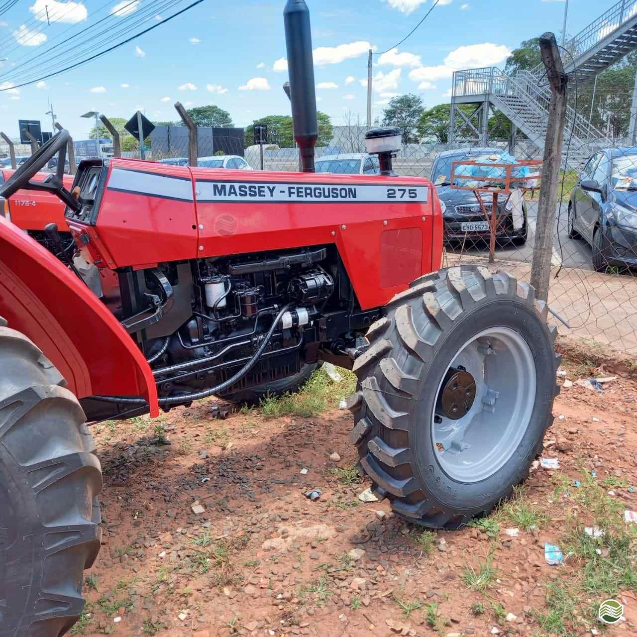 MASSEY FERGUSON MF 275  2008/2008 Tratorterra Tratores e Implementos