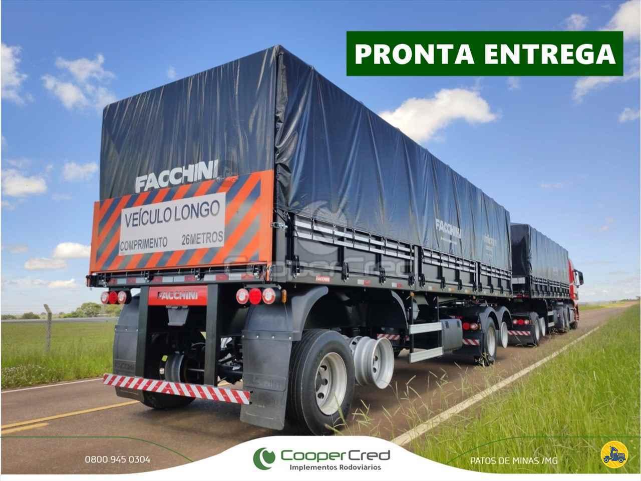 GRANELEIRO de Cooper Cred Implementos Rodoviários MG - PATOS DE MINAS/MG