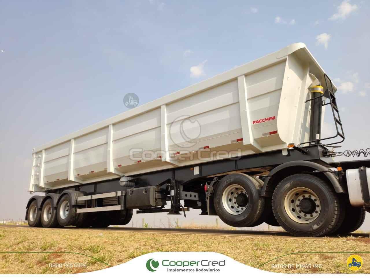 BASCULANTE de Cooper Cred Implementos Rodoviários MG - PATOS DE MINAS/MG