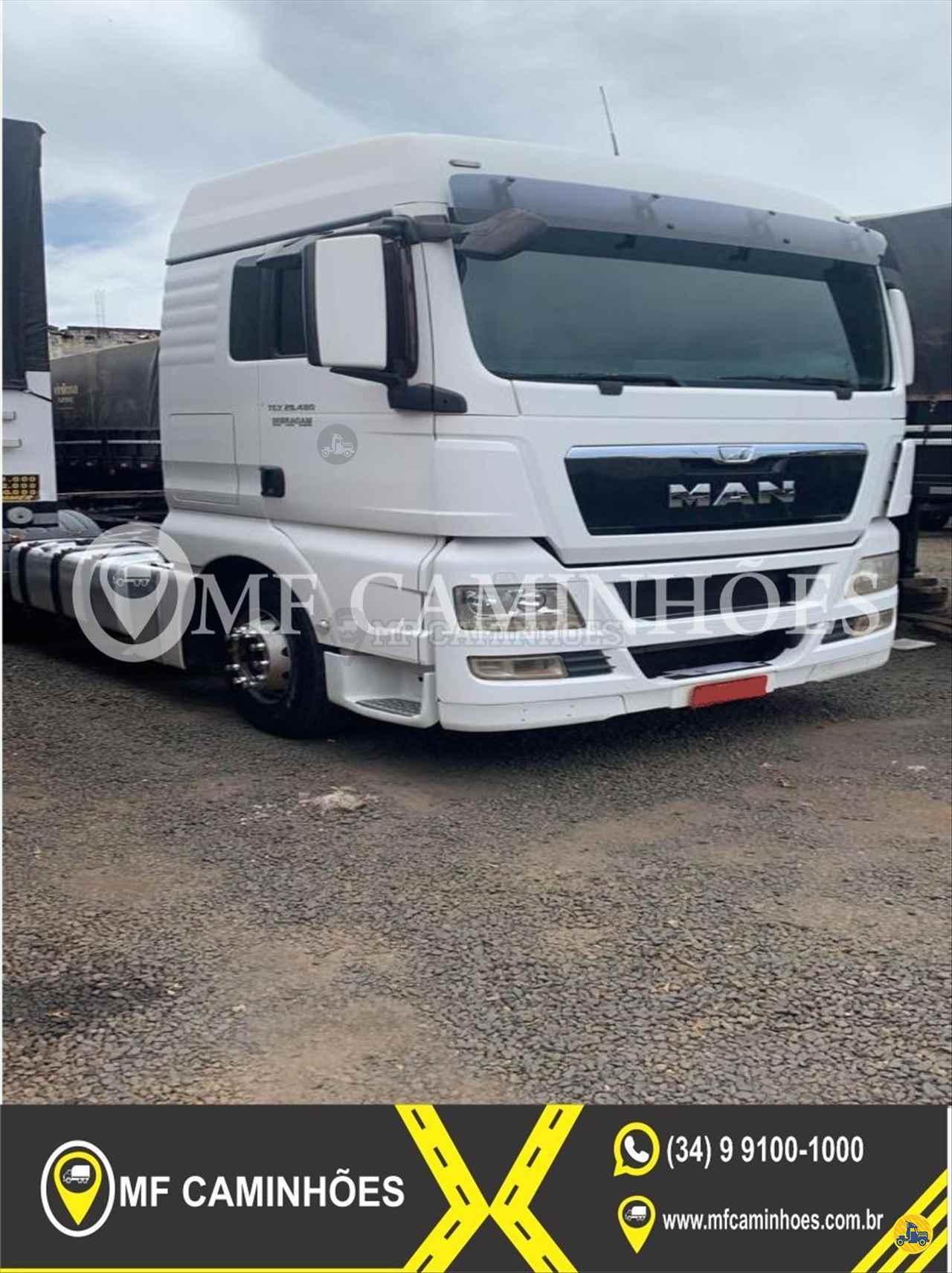 MAN TGX 29 480 401630km 2017/2017 MF Caminhões