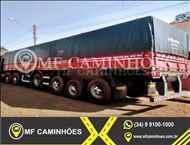 SEMI-REBOQUE GRANELEIRO  2015/2015 MF Caminhões