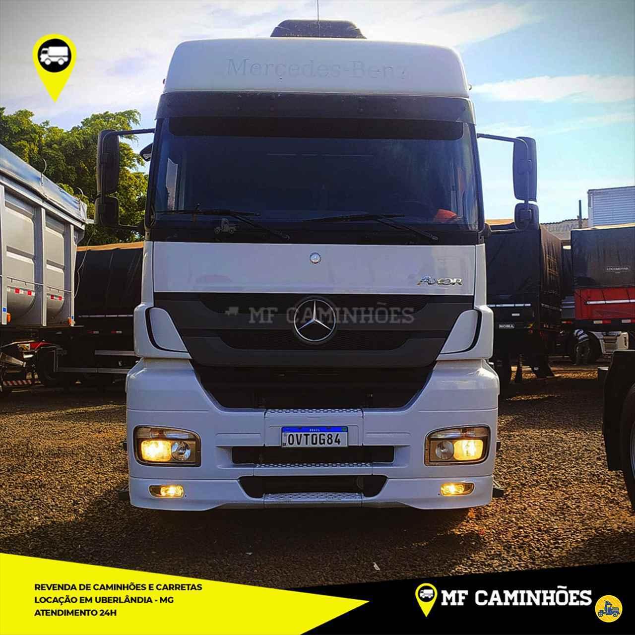 CAMINHAO MERCEDES-BENZ MB 2544 Cavalo Mecânico Toco 4x4 MF Caminhões UBERLANDIA MINAS GERAIS MG