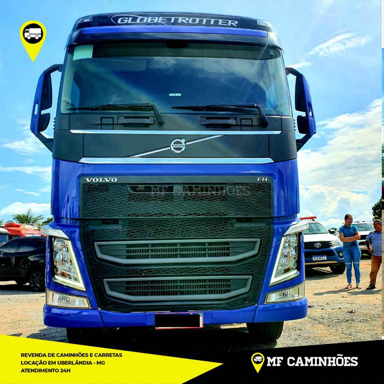CAMINHAO VOLVO VOLVO FH 460 Cavalo Mecânico Truck 6x2 MF Caminhões UBERLANDIA MINAS GERAIS MG