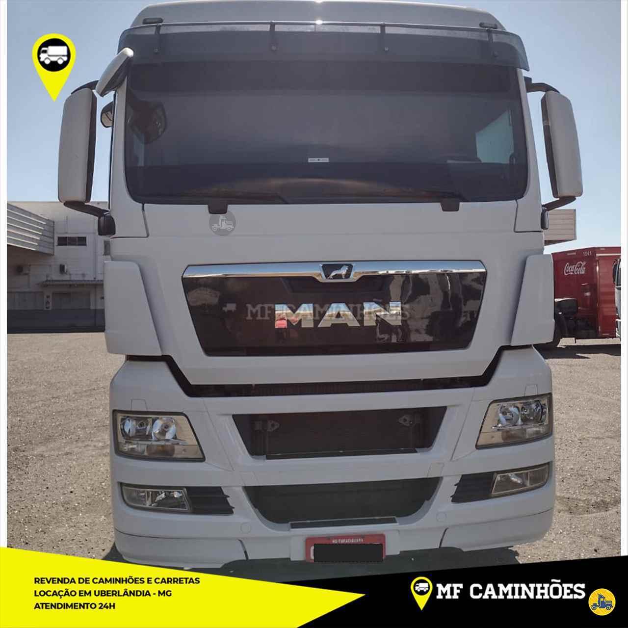 CAMINHAO MAN TGX 29 480 Cavalo Mecânico Truck 6x2 MF Caminhões UBERLANDIA MINAS GERAIS MG