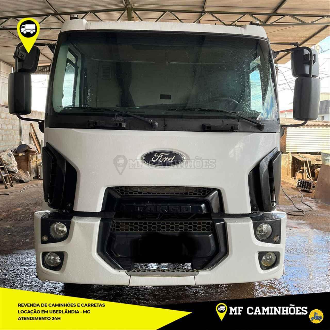 CAMINHAO FORD CARGO 2429 Chassis Toco 4x4 MF Caminhões UBERLANDIA MINAS GERAIS MG