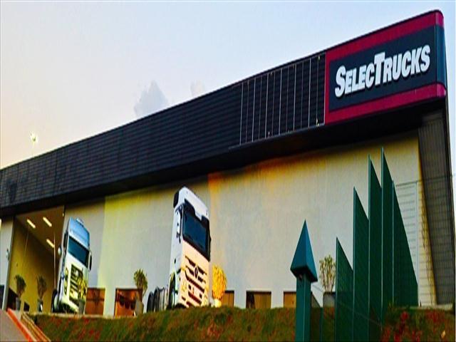 Foto da Loja da SelecTrucks - Mauá SP - Matriz
