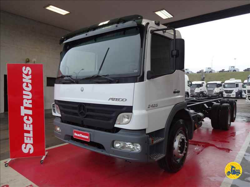 MERCEDES-BENZ MB 2425 327000km 2011/2012 SelecTrucks - Mauá SP - Matriz