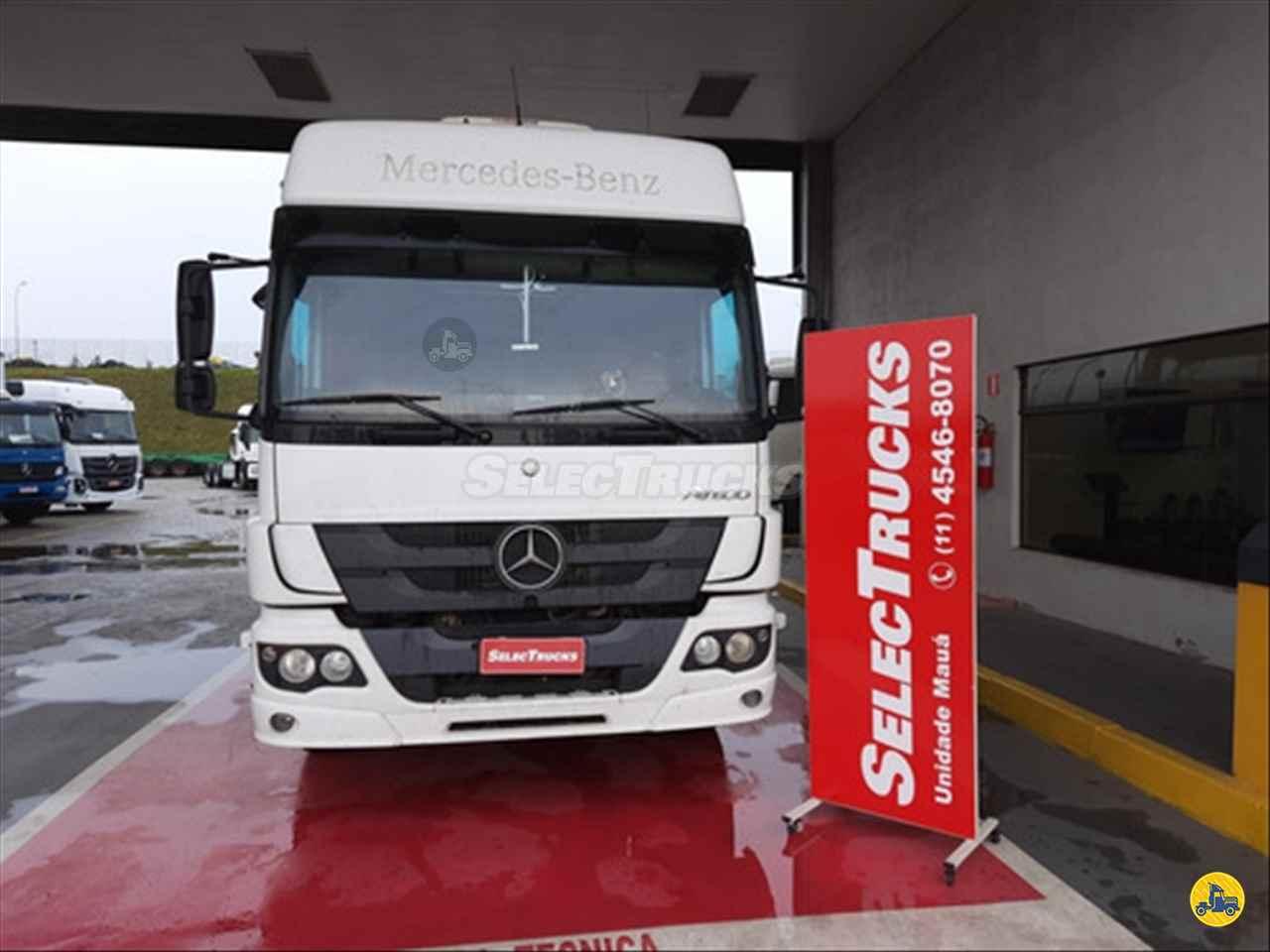 MERCEDES-BENZ MB 2430 720000km 2015/2015 SelecTrucks - Mauá SP - Matriz