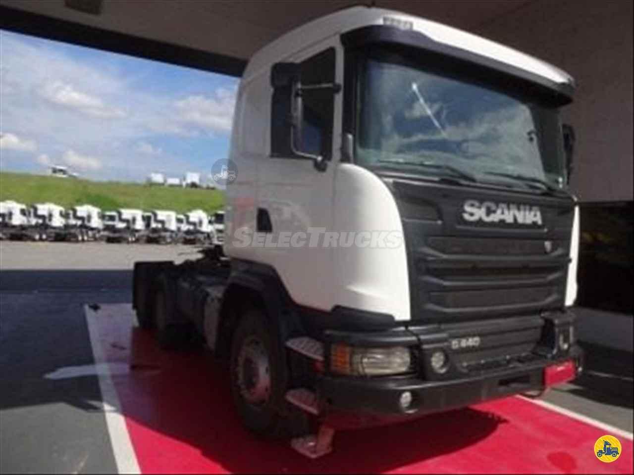 SCANIA SCANIA 440 320000km 2017/2017 SelecTrucks - Mauá SP - Matriz