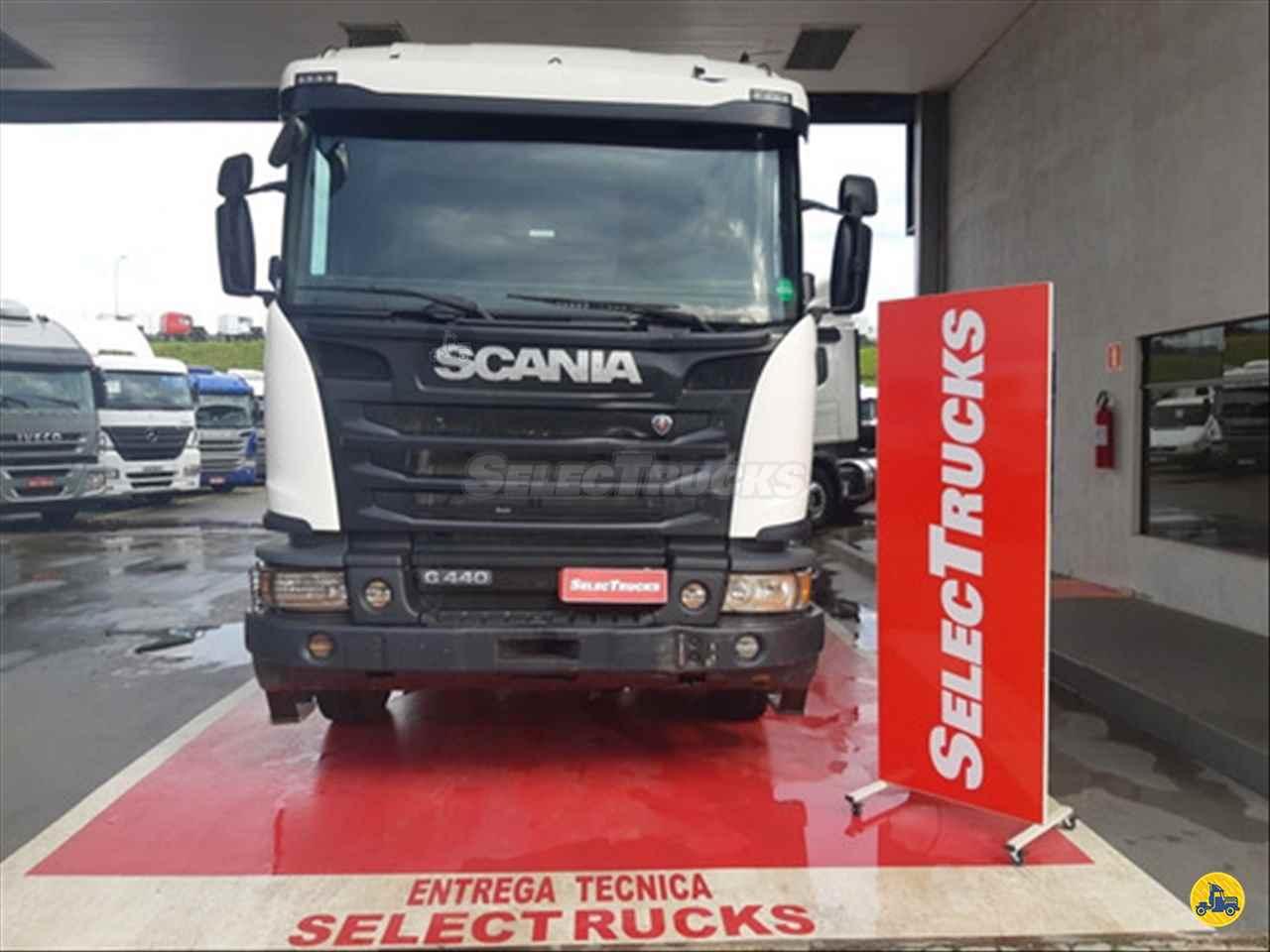 SCANIA SCANIA 440 300000km 2017/2018 SelecTrucks - Mauá SP - Matriz