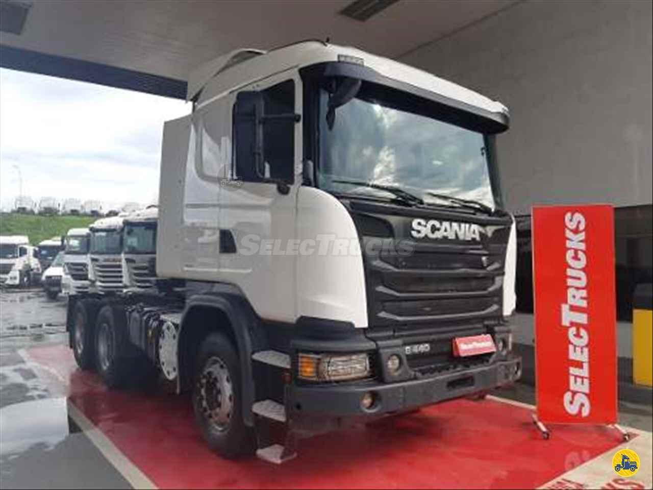SCANIA SCANIA 440 330000km 2017/2018 SelecTrucks - Mauá SP - Matriz