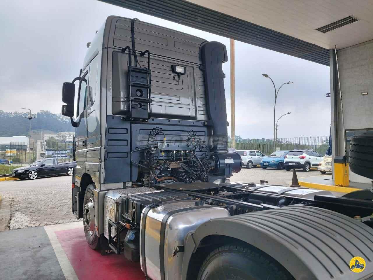 MERCEDES-BENZ MB 2651 193517km 2019/2019 SelecTrucks - Mauá SP - Matriz