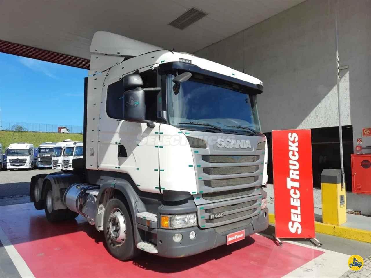 CAMINHAO SCANIA SCANIA 440 Cavalo Mecânico Truck 6x2 SelecTrucks - Mauá SP - Matriz  MAUA SÃO PAULO SP