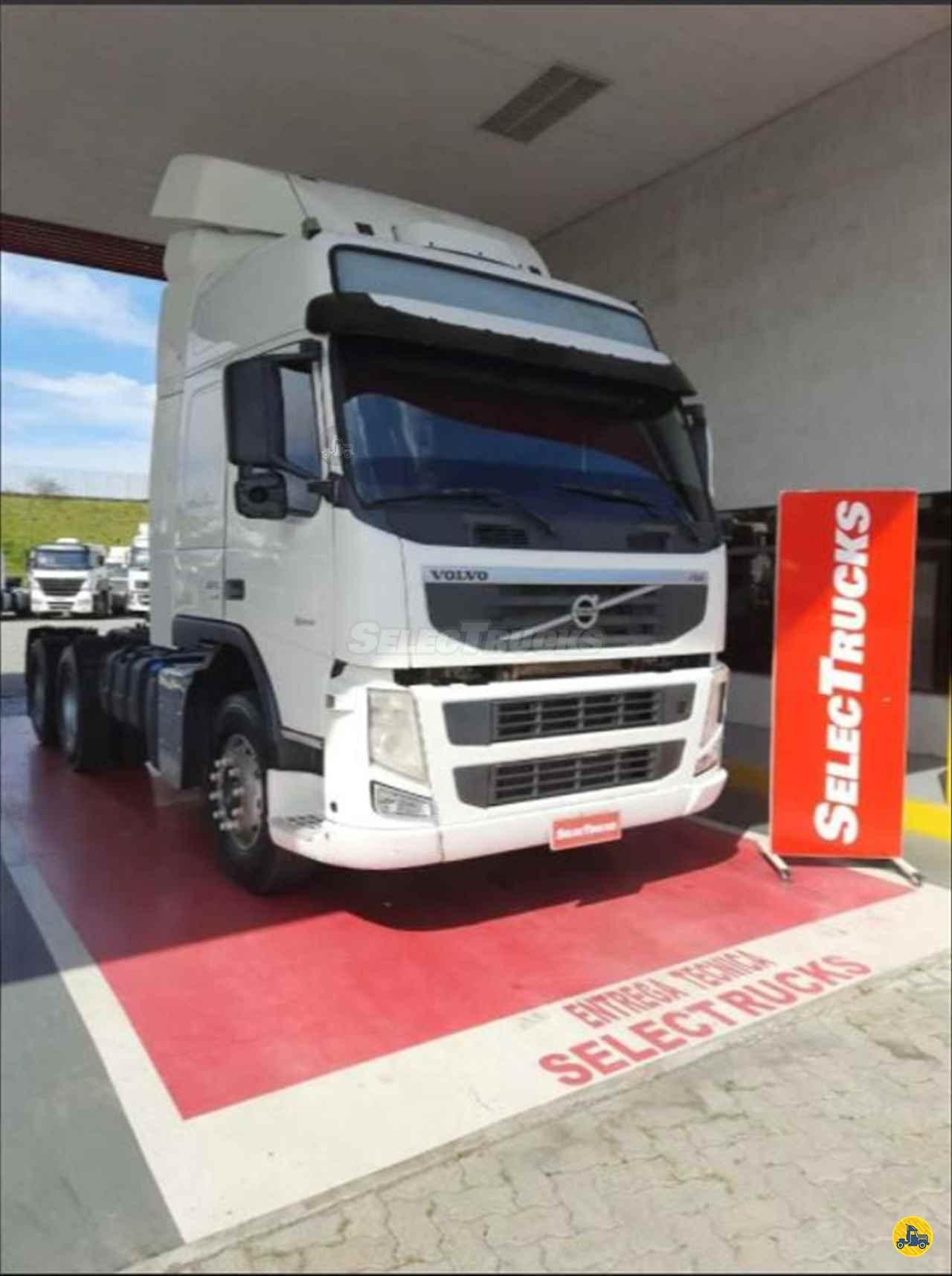 CAMINHAO VOLVO VOLVO FM 370 Cavalo Mecânico Truck 6x2 SelecTrucks - Mauá SP - Matriz  MAUA SÃO PAULO SP