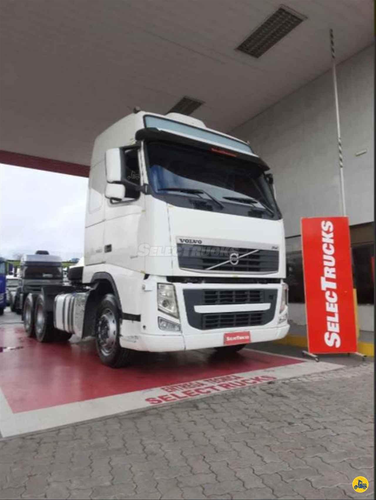 CAMINHAO VOLVO VOLVO FH 460 Cavalo Mecânico Truck 6x2 SelecTrucks - Mauá SP - Matriz  MAUA SÃO PAULO SP
