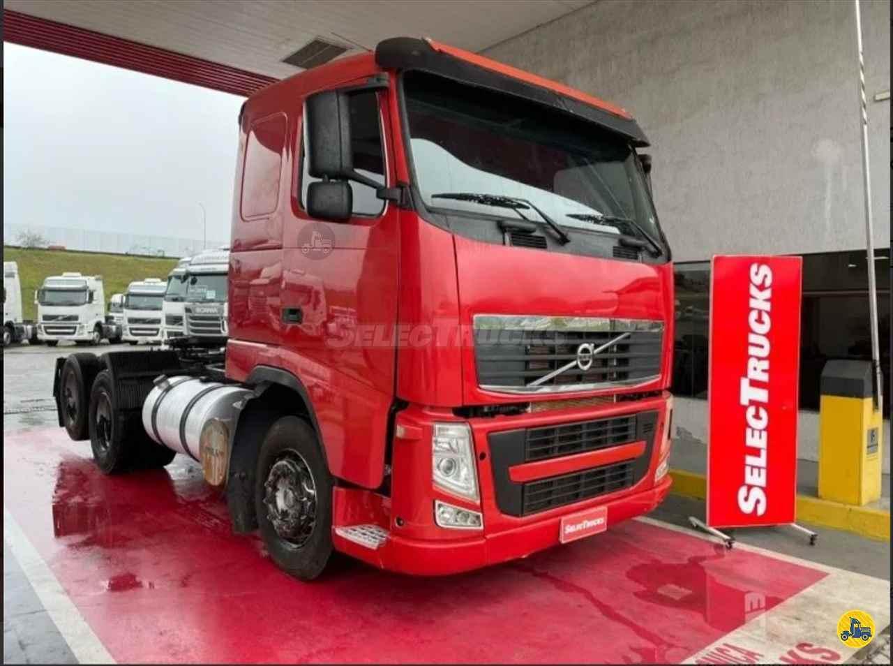 CAMINHAO VOLVO VOLVO FH 440 Cavalo Mecânico Truck 6x2 SelecTrucks - Mauá SP - Matriz  MAUA SÃO PAULO SP