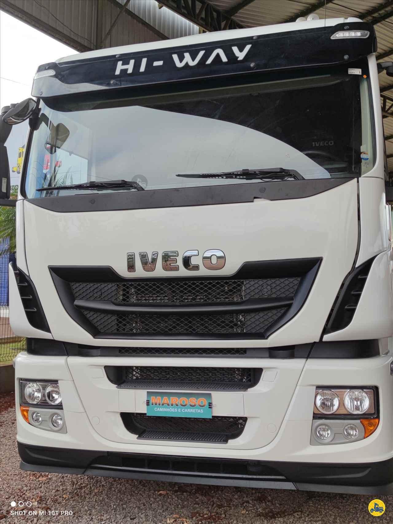 CAMINHAO IVECO STRALIS 440 Cavalo Mecânico Truck 6x2 Maroso Caminhões PALOTINA PARANÁ PR