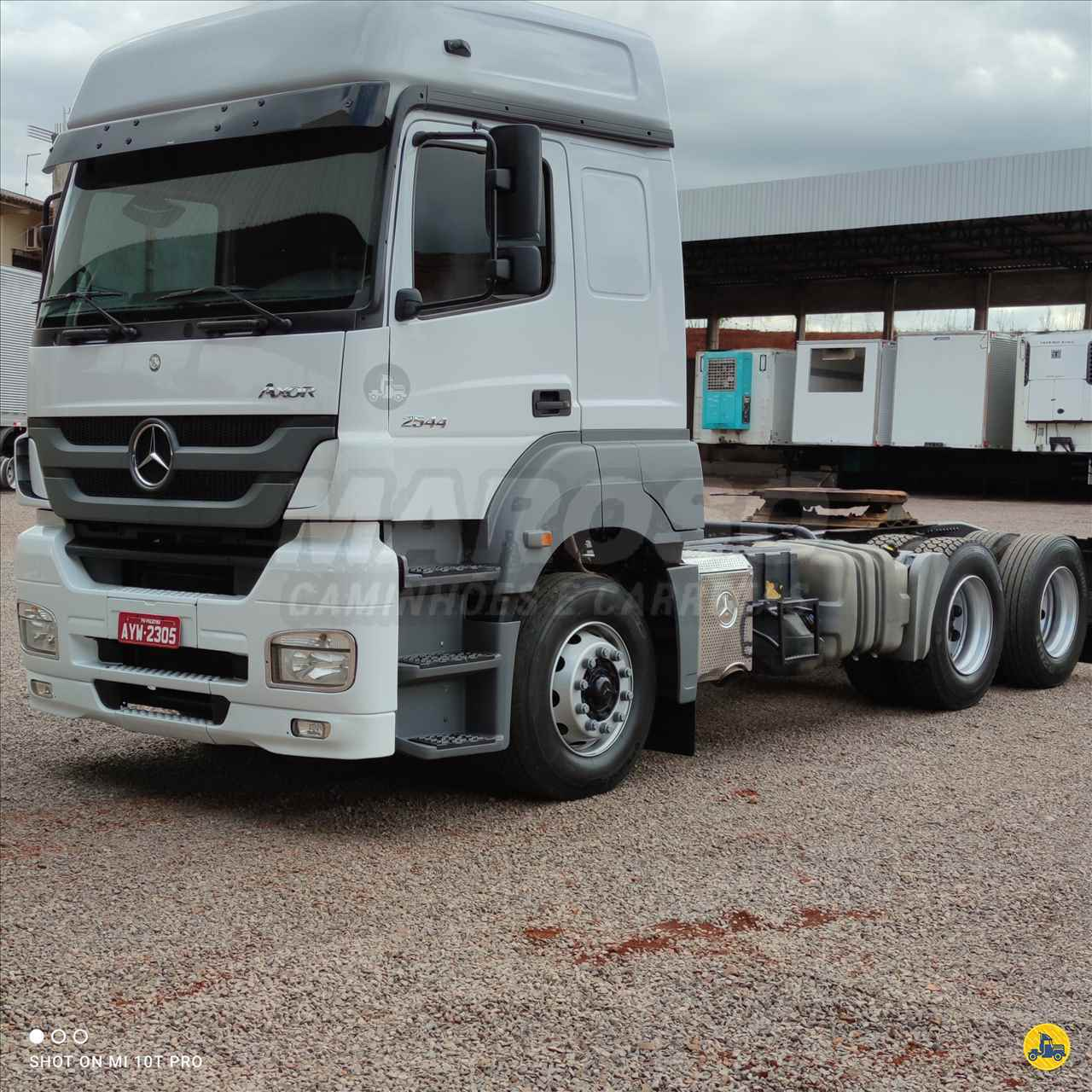 MB 2544 de Maroso Caminhões - PALOTINA/PR