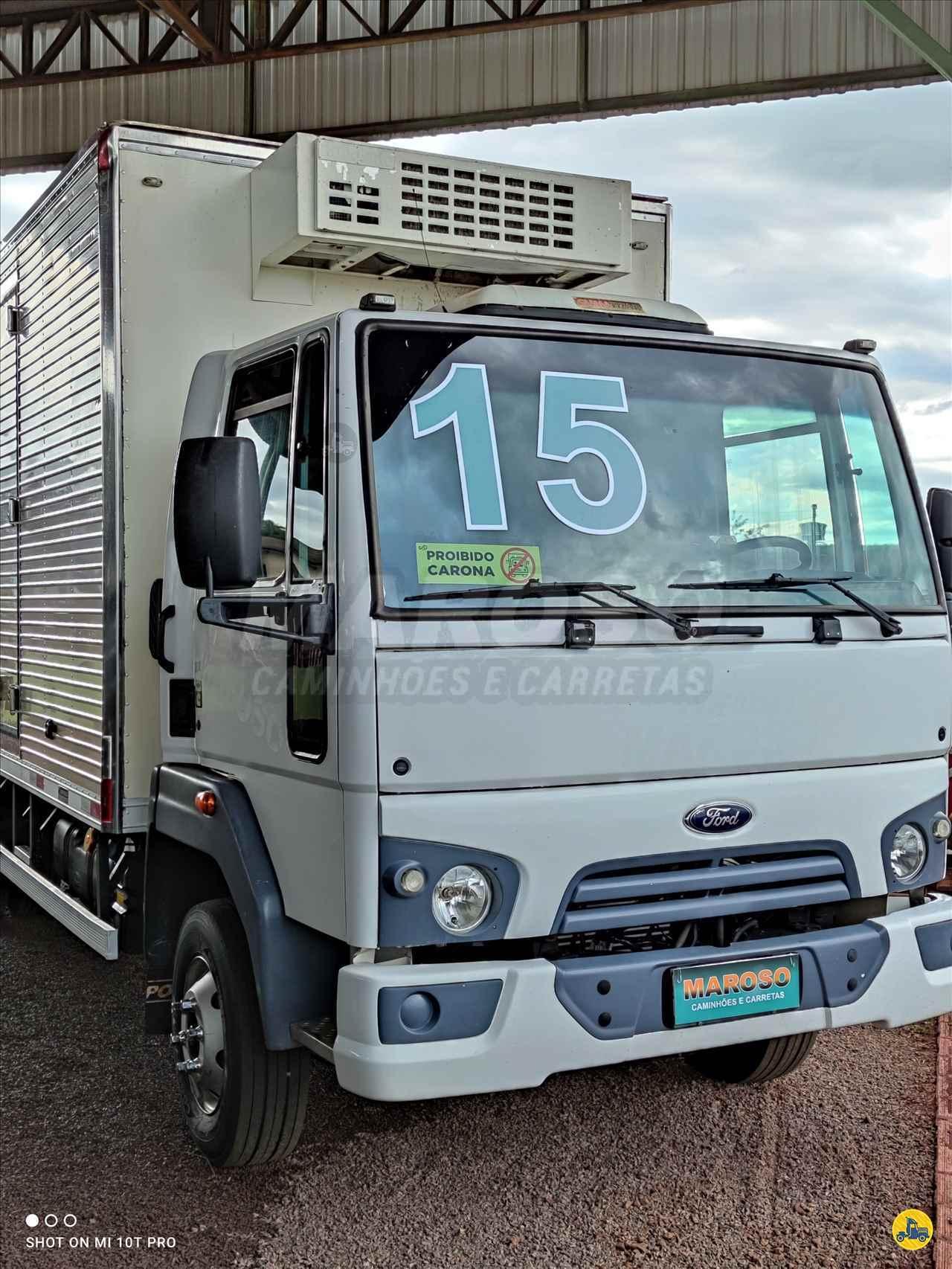 CAMINHAO FORD CARGO 1119 Baú Frigorífico 3/4 4x2 Maroso Caminhões PALOTINA PARANÁ PR