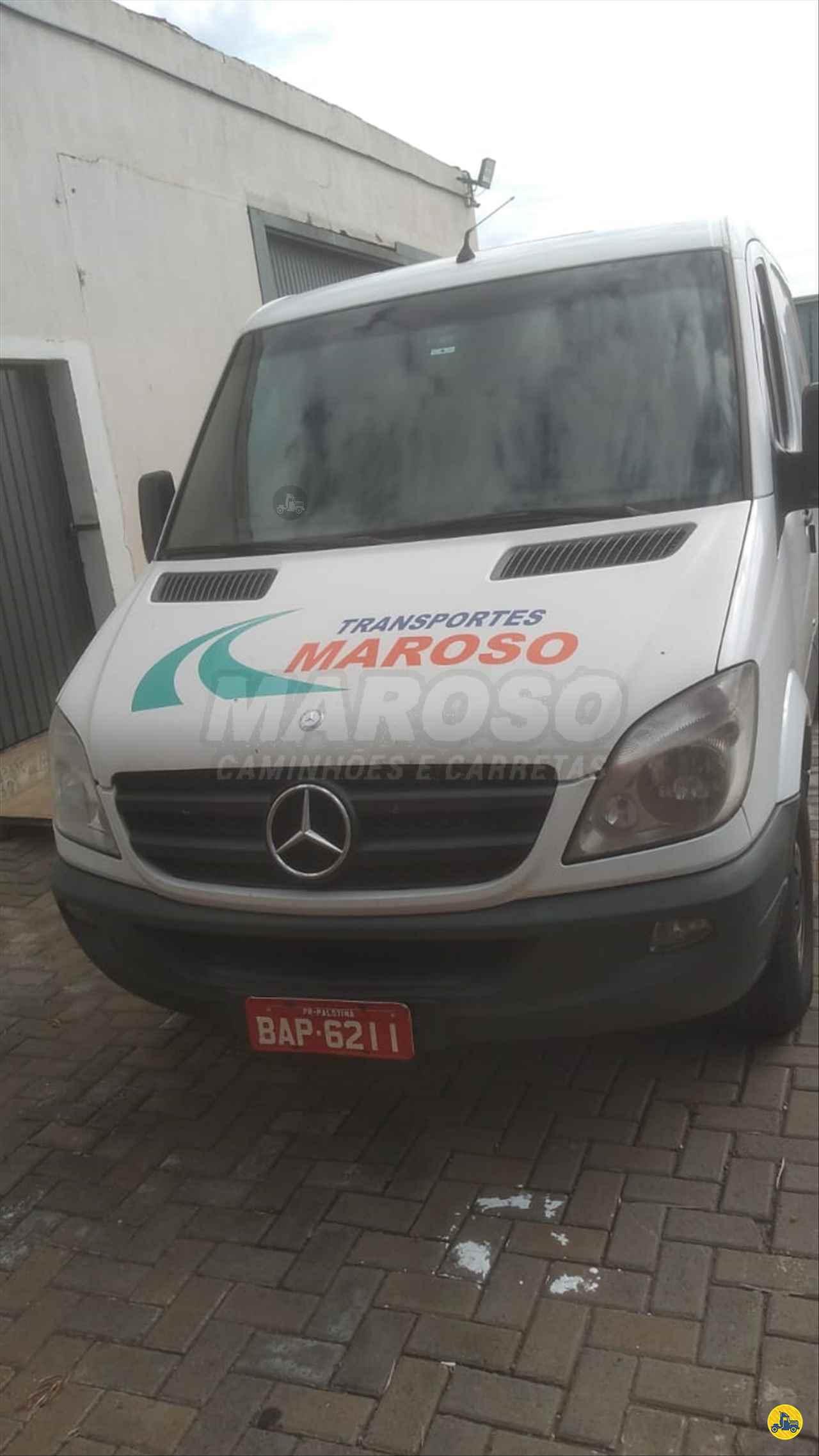 VANS MERCEDES-BENZ Sprinter VAN 415 Maroso Caminhões PALOTINA PARANÁ PR