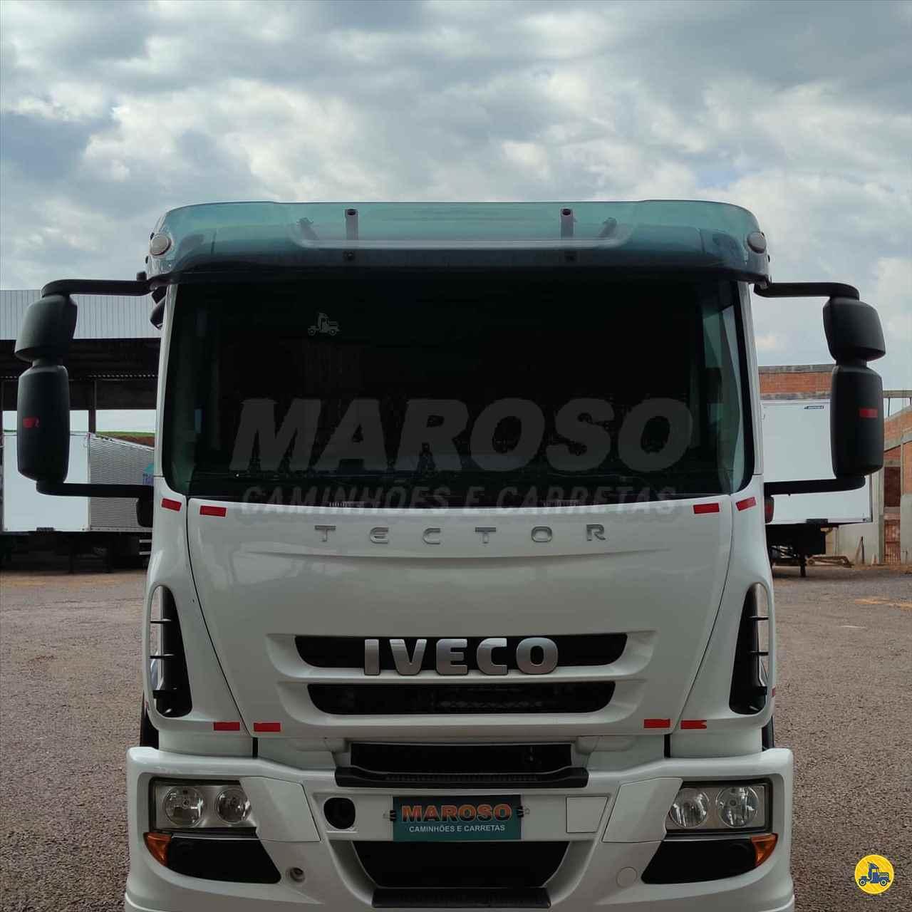 CAMINHAO IVECO TECTOR 240E30 Chassis BiTruck 8x2 Maroso Caminhões PALOTINA PARANÁ PR