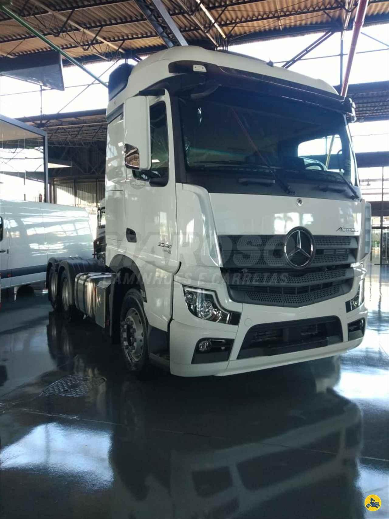 MB 2548 de Maroso Caminhões - PALOTINA/PR