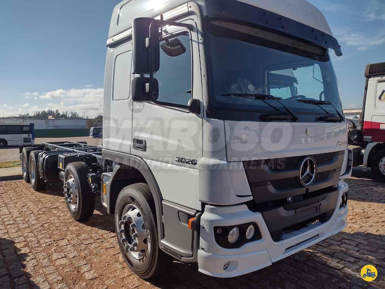 MB 3026 de Maroso Caminhões - PALOTINA/PR