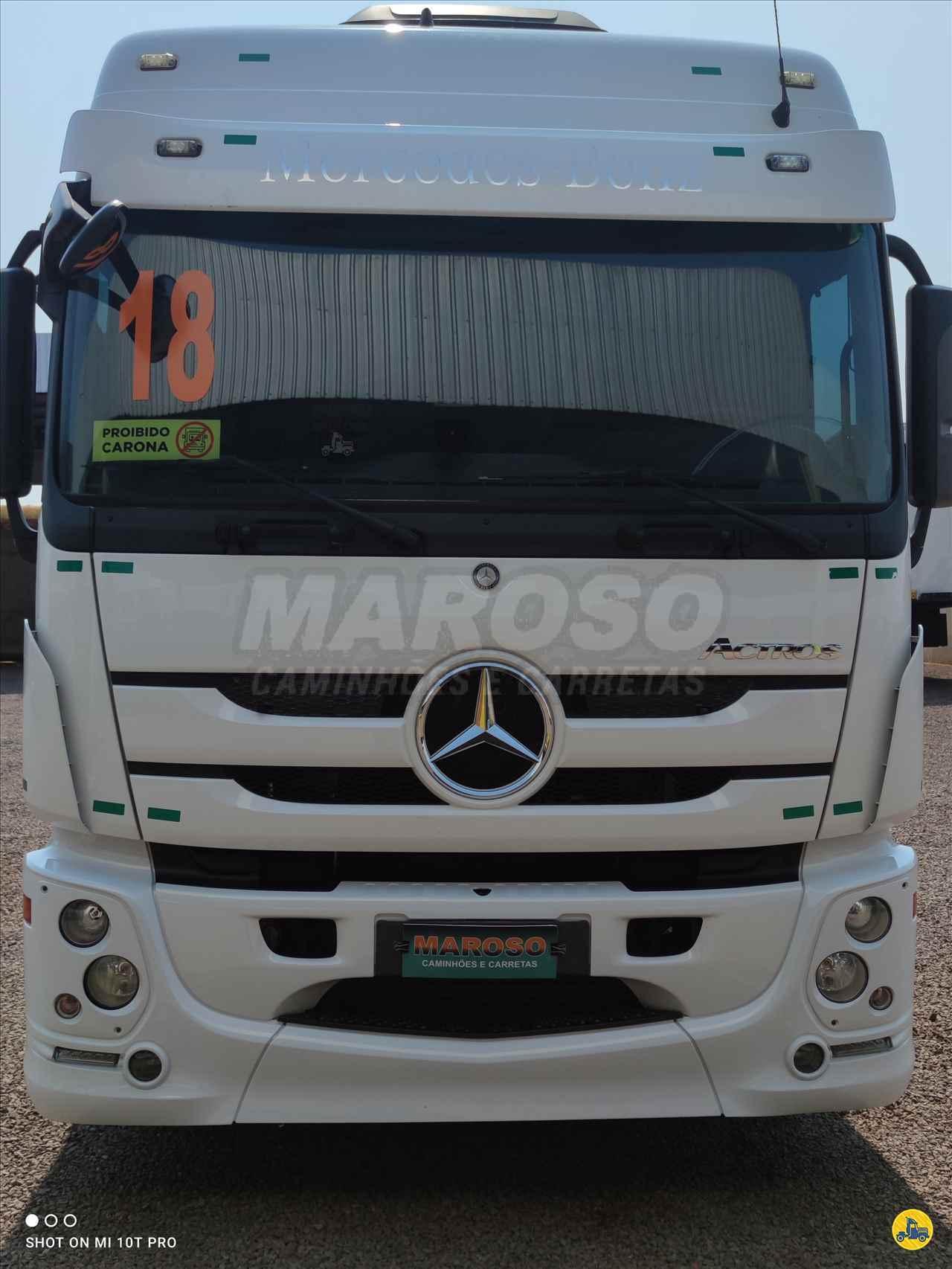 CAMINHAO MERCEDES-BENZ MB 2546 Cavalo Mecânico Truck 6x2 Maroso Caminhões PALOTINA PARANÁ PR