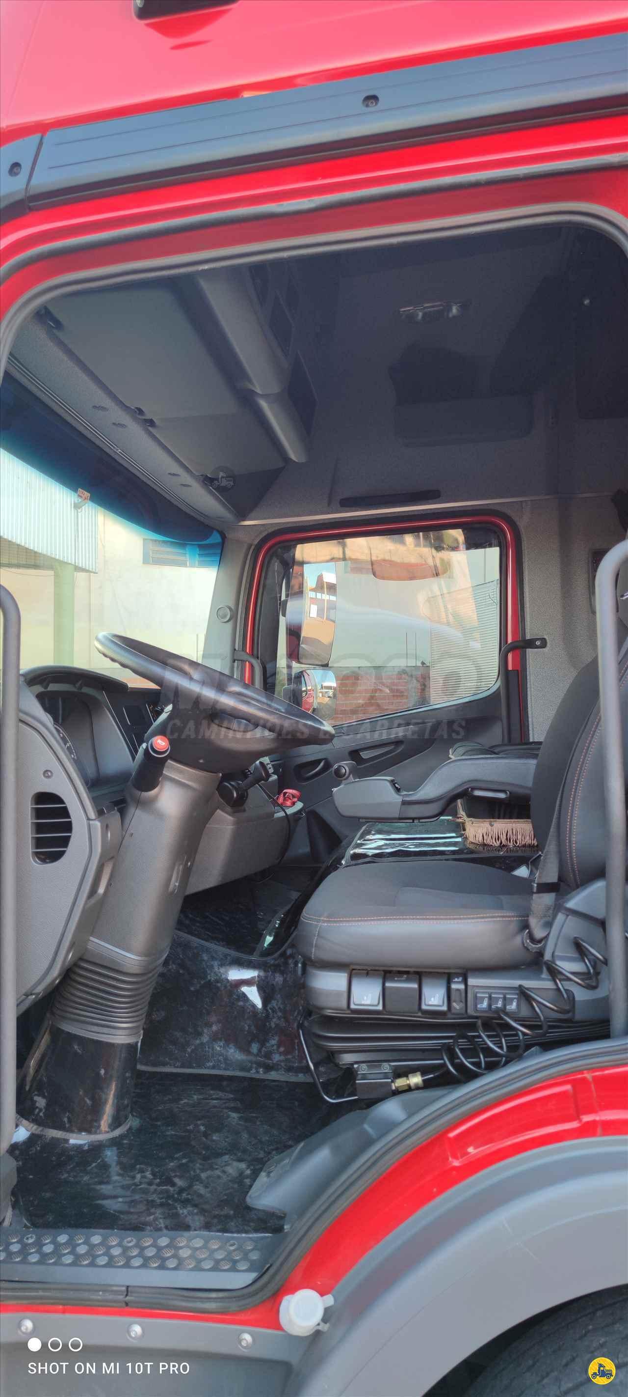 CAMINHAO MERCEDES-BENZ MB 3030 Maroso Caminhões PALOTINA PARANÁ PR
