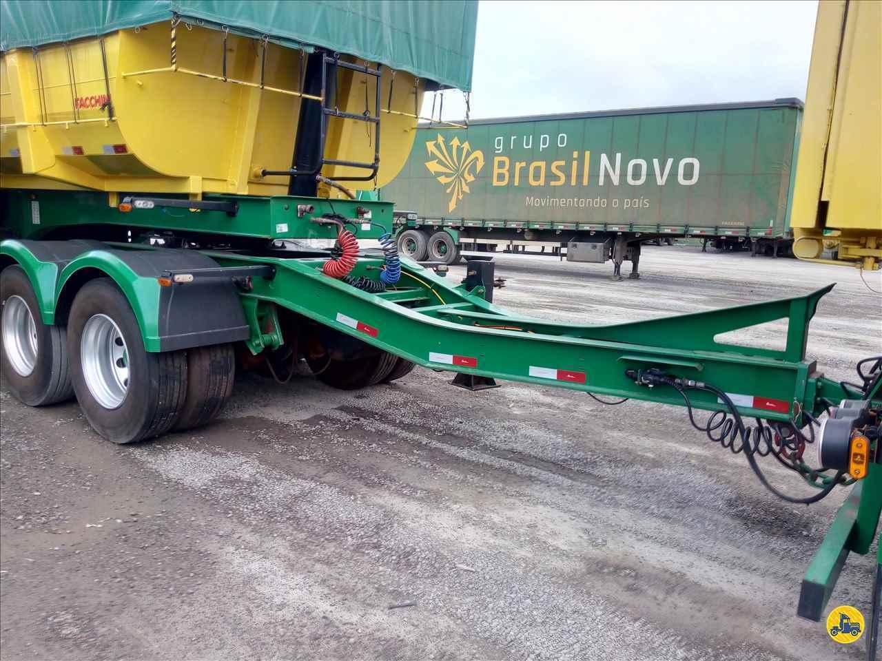 RODOTREM BASCULANTE  2019/2019 Brasil Novo Seminovos