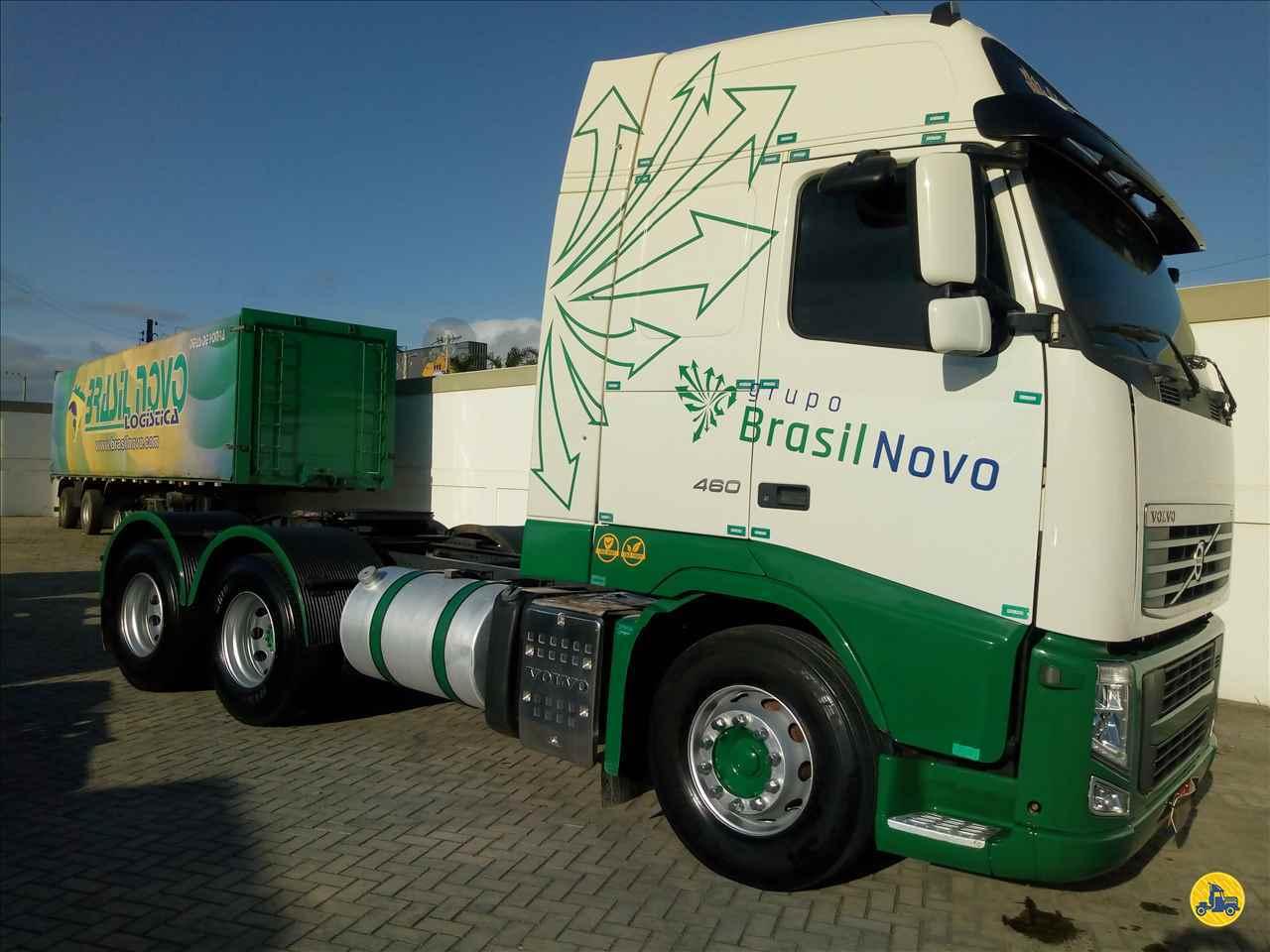 VOLVO VOLVO FH 460 780000km 2014/2014 Brasil Novo Seminovos
